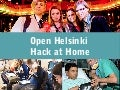 Open helsinki - hack at home - in brief - 270513