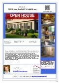 Open house - Condo for Sale - 150 Hillside Road, #12, Westfield, MA 01085