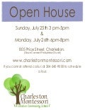 Charleston Montessori Open House