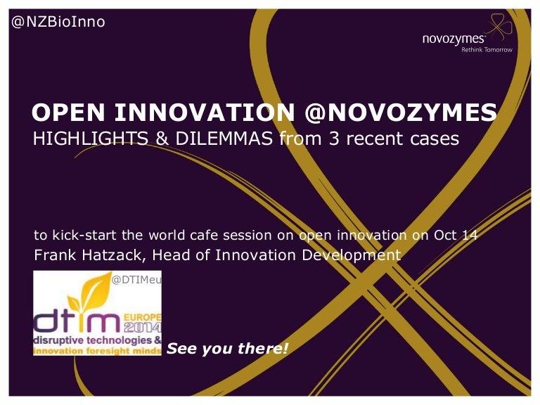 Open Innovation Examples For Berlin Dtim Europe 20214
