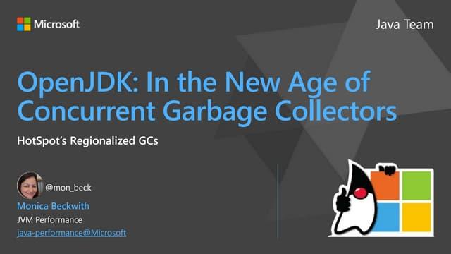 OpenJDK Concurrent Collectors