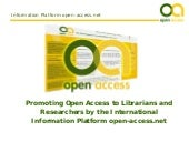 Open Repositories 2010