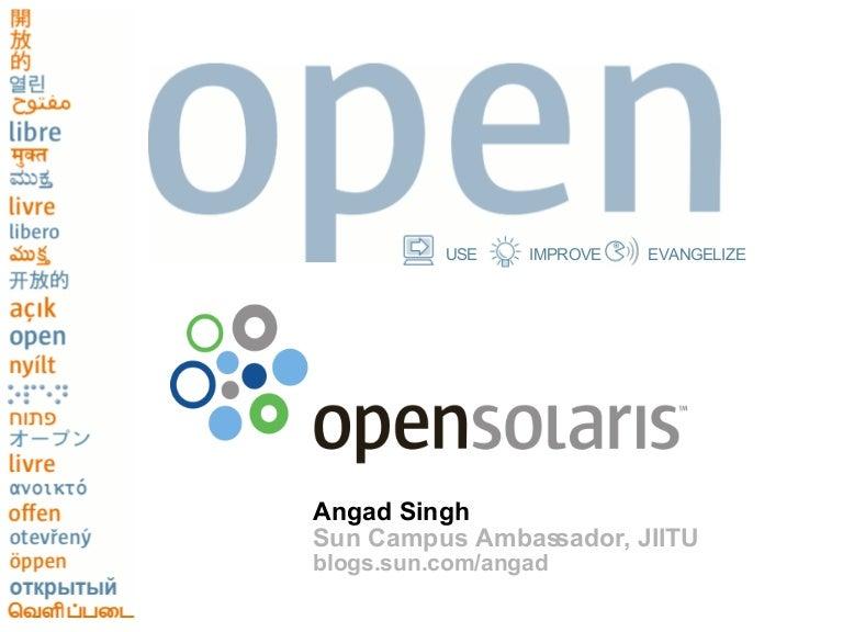 Open Solaris 2008 05