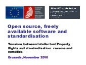 Open source eu-ict-ipr-clark-2010final