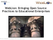 Opensourceweblion