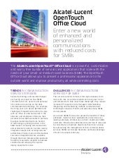 Open Touch Office Cloud Solution