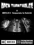 Open Turntables
