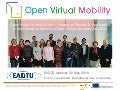 Open virtual mobility skills research results and application in the design of massive open online courses