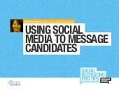 Using Social Media to Message Candidates
