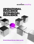 Operational Resilience is Financial Resilience
