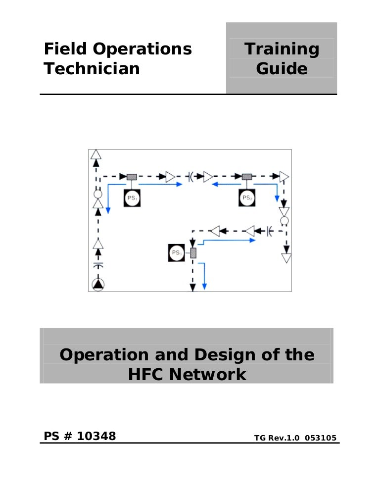 operation and design hfc rh slideshare net Hybrid Fiber Coaxial Cable HFC Network Tutorial
