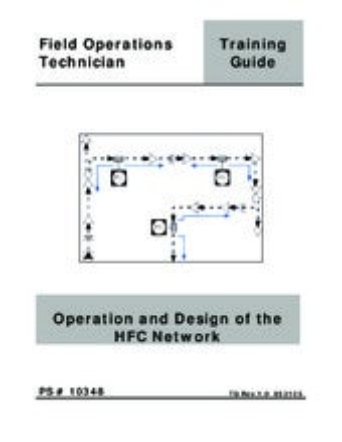 operation and design hfc rh slideshare net HFC Network Tutorial Comcast HFC Network