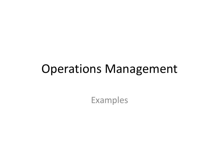 What is a bottleneck in operations management?