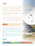 Operator Drives Bandwidth Efficiency and Optimizes Satellite Link Performance