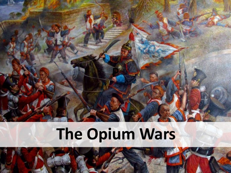 suggestion of making china strong after the opium wars The 20 years after the opium wars were times of intermittent war and peace between china and the west for china, the wars ended in defeat, and peace was synonymous with humiliation and loss of rights.