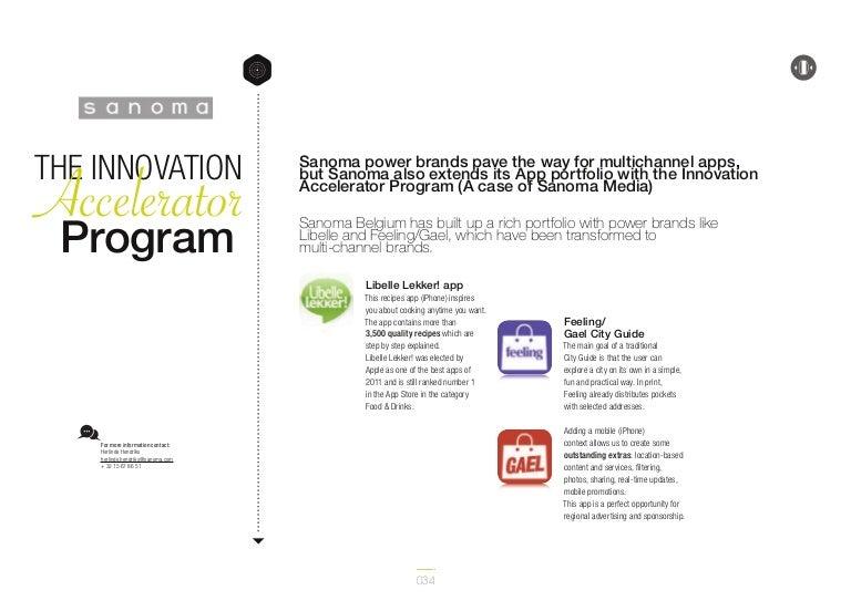 Oppa White Paper The Innovation Accelerator Program