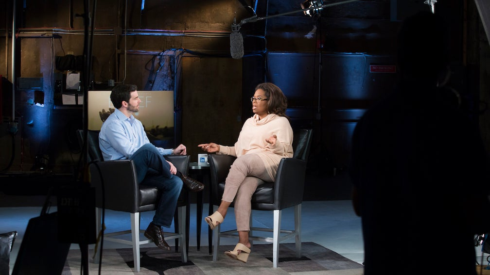 "Oprah Winfrey on Belief: ""The Number One Principle That Rules My Life is Intention"" - Part I"