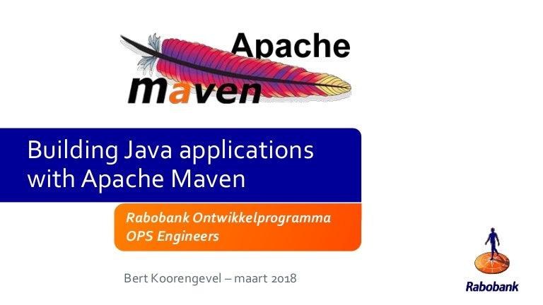 Development Tools - Maven