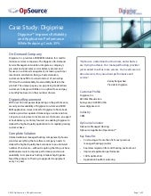 Case study: Digiprise
