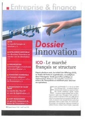 Article Option Finance - ICO le marché français se structure (07052018)