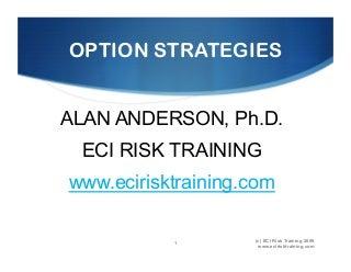 Option Strategies
