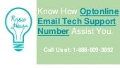 1-888-809-3892 Please Read Information About Optonline Email Tech Support Number
