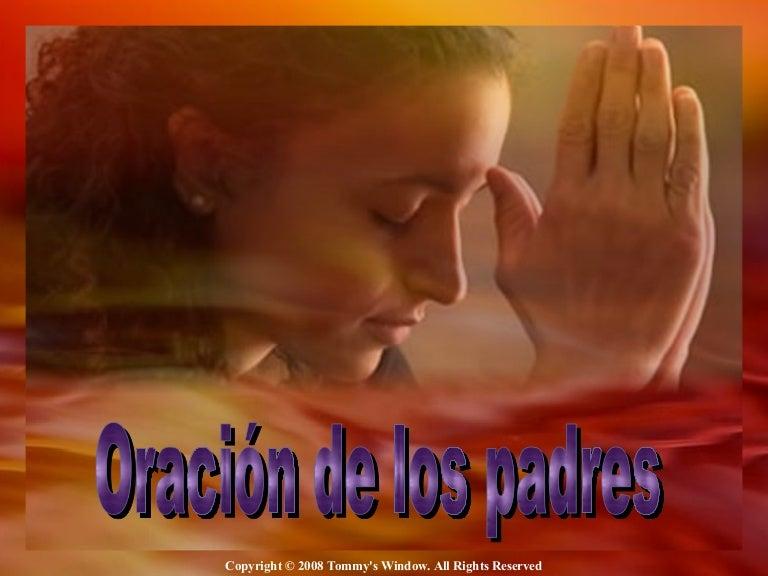 97c61e182 Oracion De Unos Padres