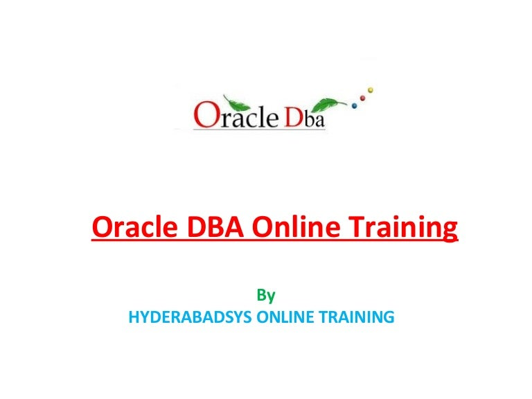 Oracle 11g Dba Online Training Oracle 11g Dba Tutorial In Usauk C