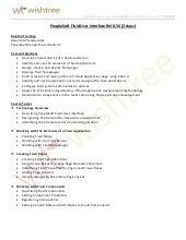 Oracle Fluid User Interface Rel 8.54 training by Wishtree in Pune/Mumbai/Gurgaon/Bengaluru/Chennai/Hyderabad