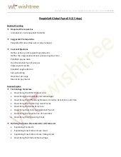 Oracle Global Payroll (Duration 5 days) training by Wishtree in Pune/Mumbai/Gurgaon/Bengaluru/Chennai/Hyderabad
