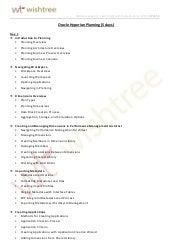 Oracle Hyperion Planning (Duration - 5 days) training by Wishtree in Pune/Mumbai/Gurgaon/Bengaluru/Chennai/Hyderabad