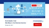 Oracle Analytics Cloud