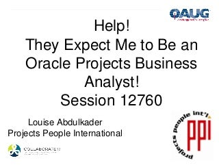 'oracle projects' on SlideShare
