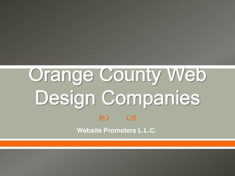 Orange County Web Design Companies Creative Internet Marketing Solu