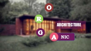 Organic Architecture   LinkedIn