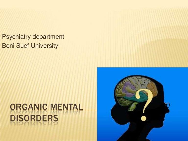 organic brain syndrome, Skeleton