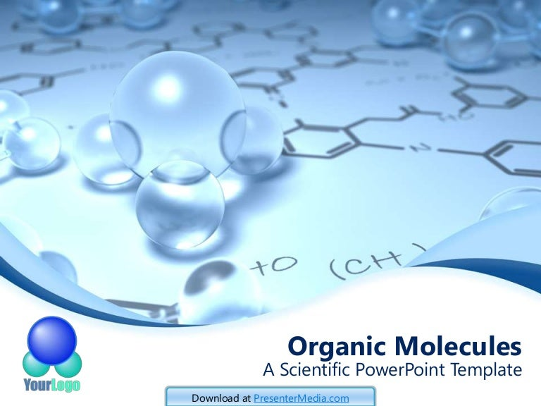 Organic Chemistry Powerpoint Template
