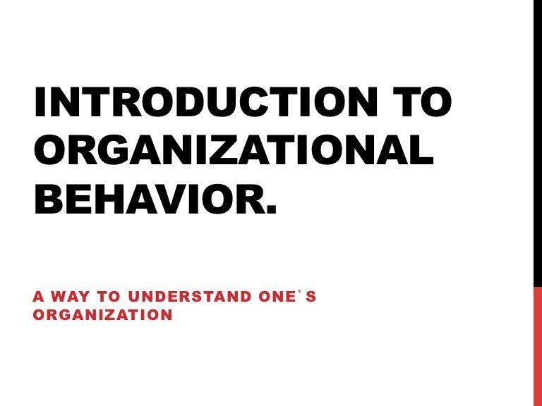 Organizational Behavior downloads torrent
