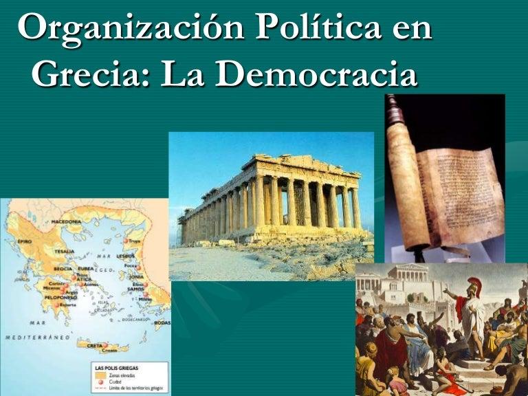 Resultado de imagen de POLITICA CLASICA GRIEGA