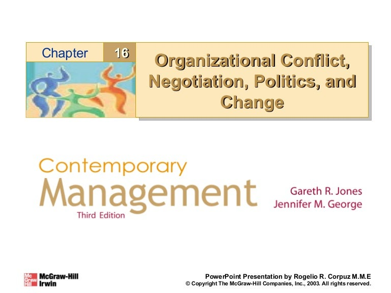 organisational conflict Organisational conflict literature:a review impact of workplace conflict management on organizational performance: a case of nigerian manufacturing firm.
