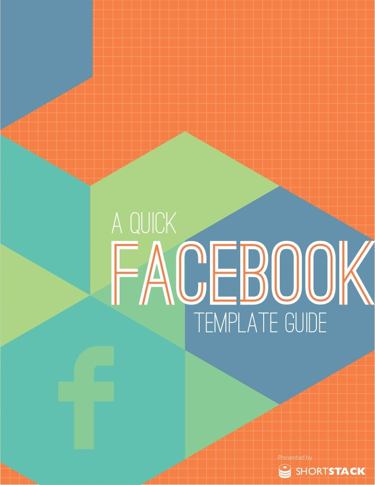 updated facebook template guide for new layout for pages