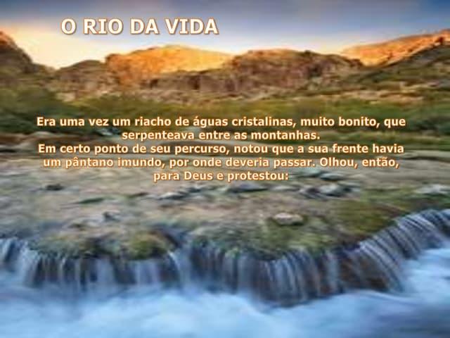 O rio da_vida