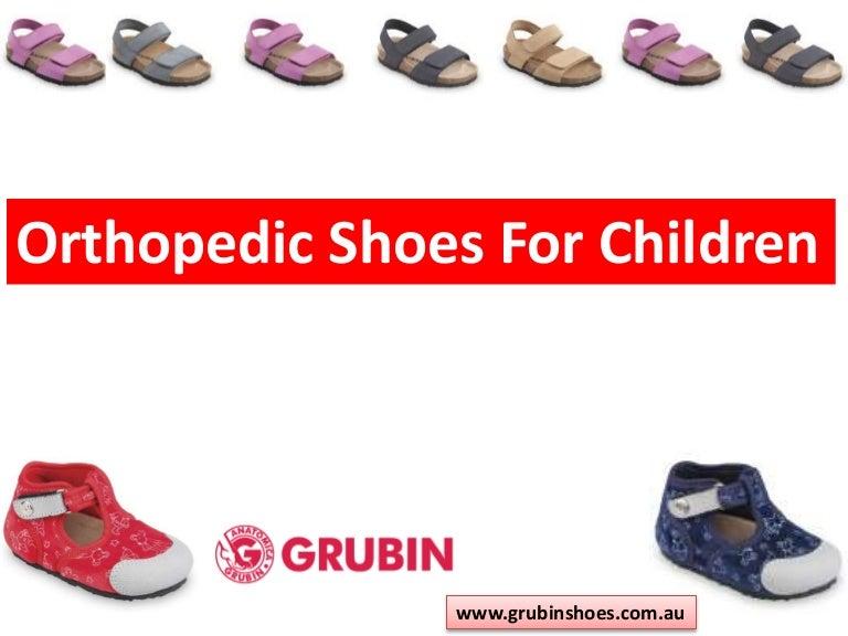Orthopedic shoes for children Orthopedic Shoes For Kids That Tiptoe