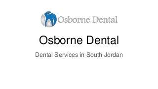 Osborne dental