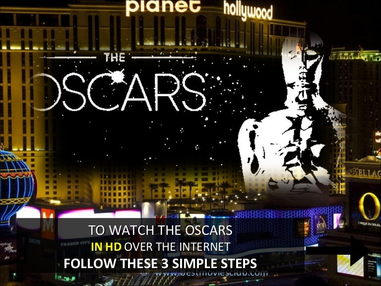 Academy Awards Live Stream