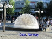 Oslo in Three Day Tour