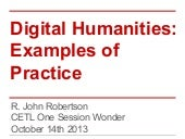 Osw Digital Humanities
