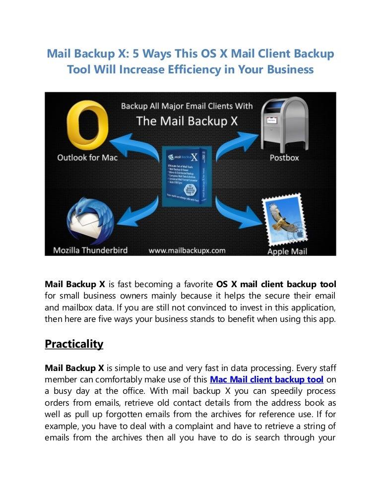 Osx Backup