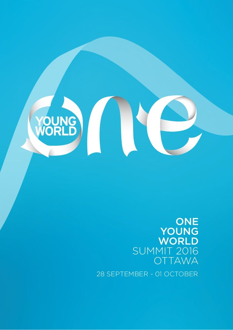One Young World Summit 2016