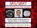 STEREOTAXY EXPERIENCE- SRS.SBRT